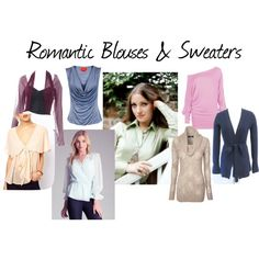A fashion look from February 2015 featuring glass top, short sleeve tops and fuzzy cardigan. Browse and shop related looks. Romantic Outfit, Romantic Woman, Soft Summer, Pullover, Office Outfits, Fashion Looks, Fashion Tips, Body Types, Feminine
