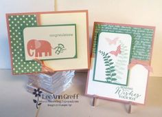 July Card Kits to Go! from Flowerbug's Inkspot