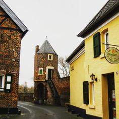 #Dormagen #Rhein #Neuss #Zons #Altstadt