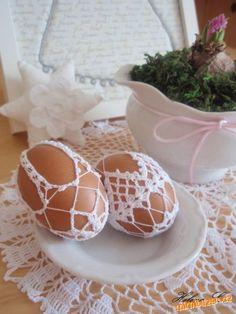 Easter Crochet, Knit Crochet, Easter Crafts, Easter Decor, Easter Eggs, Holiday, Christmas, Bowls, Crochet Patterns