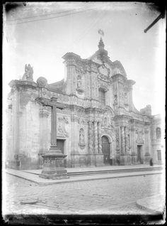 """Templo de """"La Compañía"""", Quito"""