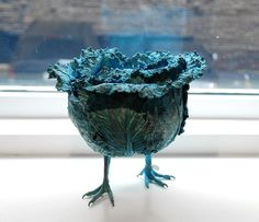 Stunning is how I would describe these creations of Claude Lalanne . While technically they are furniture, they seem more like sculptures....