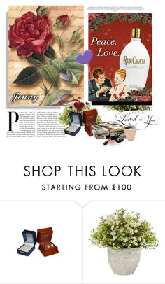 """how sweet it is to be loved by you"" by smile-2528 ❤ liked on Polyvore featuring Allurez, Nearly Natural and Chanel"