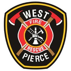Pierce County Fire Protection DIstrict 3 Logo