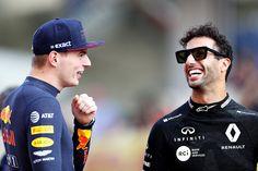Daniel Ricciardo, F1 News, Red Bull Racing, Formula One, Aston Martin, Mens Sunglasses, Boys, People, Honey Badger