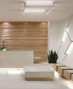 Les plus belles banques d'accueil design - Bureaux Reception