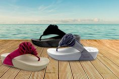 I just bought 'Toning' Flip Flops - 3 Colours! Rhinestone Sandals, Womens Flip Flops, Cardiff, Shoe Boots, Shoes, Summer Wear, Things To Buy, Slippers, Footwear
