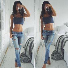 @hollisterco jeans are the best jeans   via ✨ @padgram ✨(http://dl.padgram.com)
