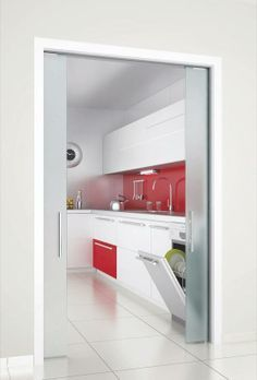 Universal design 1 kitchens house and storage - Tabiques de cristal ...