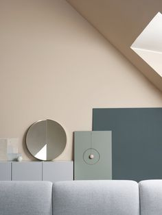 Photography and Styling (light set) for Tikkurila Color Now 2017 together with Susanna Vento (dark set)and Pinja Rouger (red set) House Color Schemes Interior, Interior Paint Colors, Paint Colors For Home, Home Room Design, Interior Design Living Room, Living Room Designs, Living Room Decor, Earthy Home Decor, Pastel Interior