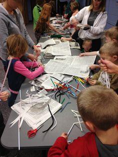 building bridges ALCS blog- STEM library programming via The Show Me Librarian