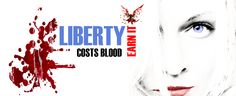 Liberty Costs Blood by Okytay.deviantart.com