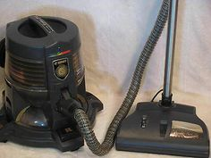 Rainbow E series canister vacuum Works perfectly Warranty