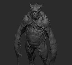 ArtStation - concept character, Andrey Gritsuk
