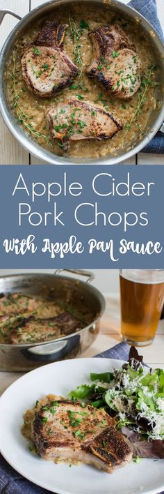 ... pork chops with roasted sweet potatoes and apples apple pork chops