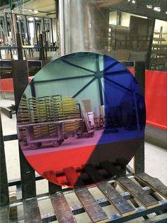 Seeing Glass – Big Round by Brit Van Nerven und Sabine Marcelis