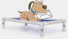 bed korrectkritterscom kuranda beds dog standard l