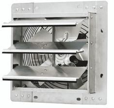 Shop a great selection of Iliving 10 Inch Variable Speed Shutter Exhaust Fan, Wall-Mounted, 10 . Find new offer and Similar products for Iliving 10 Inch Variable Speed Shutter Exhaust Fan, Wall-Mounted, 10 . Home Depot, Air Blade, Metal Shutters, Exterior Shutters, Shutter Wall, Shutter Speed, Attic Fan, Bathroom Exhaust Fan, Kitchen Exhaust Fan