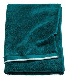Terry Bath Towel | Teal | Home | H&M US