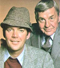 Ellery Queen is an American television detective mystery series based on the fictional character Ellery Queen. It aired on NBC during the 1975-76 television season and stars Jim Hutton as Ellery Queen, David Wayne as his father, Inspector Richard Queen, and Tom Reese as Sgt. Velie.