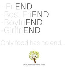 With no END in sight...  . . . . Portervillemarket.co.za Farmers Market, Marketing, Instagram
