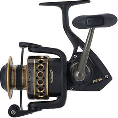 Battle II Spinning Reel and Fishing Rod Combo, Stainless Steel, Durable,Inshore Fishing Hole, Going Fishing, Best Fishing, Fishing Tips, Fly Fishing, Fishing Stuff, Penn Reels, Penn Fishing Reels, Salmon Fishing