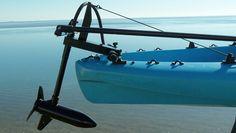 Whitewater Rafting and Kayaking Terms: Learn Whitewater River Lingo Saltwater Trolling Motor, Kayak Trolling Motor, Pelican Kayak Accessories, Accessoires Kayak, Pedal Kayak, Kayak For Beginners, Choppy Water, Jon Boat, Kayak Fishing