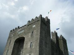 Bunratty Castle Turrets