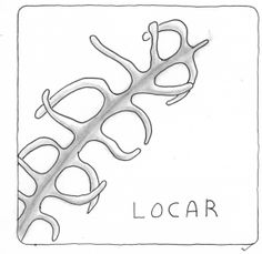 Locar Official Tangle Pattern