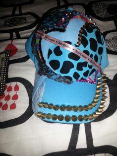 Juicy inspired hat