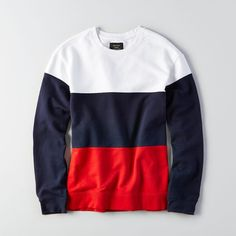 Shop men's hoodies & sweatshirts on sale at American Eagle to get great prices on your new favorite styles. Browse clearance hoodies and sweatshirts today! Polo T Shirts, Crew Sweatshirts, Crew Neck Sweatshirt, Men's Hoodies, Clothes For Sale, Clothes For Women, Mens Outfitters, Active Wear For Women, American Eagle Outfitters