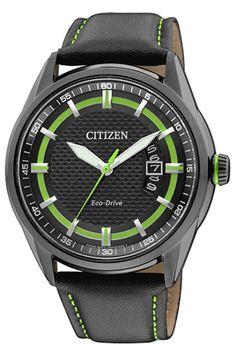 Citizen Sport  Eco-Drive Black