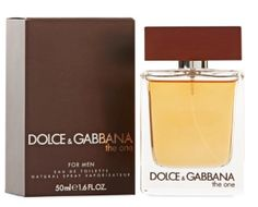 The One for Men de Dolce & Gabbana ---- 30% à 60% de réduction sur tous les parfums