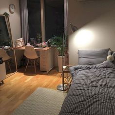 Recommended Small Bedroom Ideas 2019 small bedroom decor ideas, bedroom decor for couples small, small room decorating, small b. bedroom decor for couples Recommended Small Bedroom Ideas 2019 small bedroom decor ideas, bedroom deco Bedroom Decor For Couples Small, Small Space Bedroom, Small Room Decor, Small Room Design, Small Rooms, Small Spaces, Home Design, Interior Design, Diy Interior