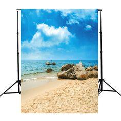$5.45 (Buy here: https://alitems.com/g/1e8d114494ebda23ff8b16525dc3e8/?i=5&ulp=https%3A%2F%2Fwww.aliexpress.com%2Fitem%2F3x5ft-Photography-Background-For-Studio-Photo-Props-Vinyl-Fabric-Cloth-Sky-Beach-Sand-Stones-Photographic-Backdrops%2F32788561123.html ) 3x5ft Photography Background For Studio Photo Props Vinyl Fabric Cloth Sky Beach Sand Stones Photographic Backdrops 90x150cm for just $5.45