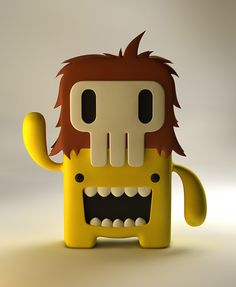 Canibal | Concept Toy on Toy Design Served