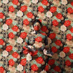 A fusão de artista e obra de Cecilia Paredes