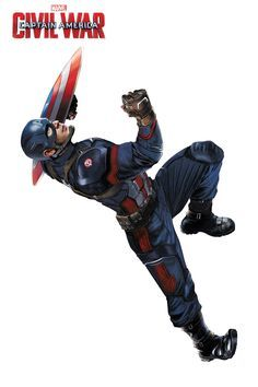 Captain America Civil War | Captain America