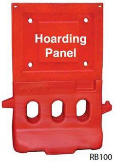 Econo Hoarding Barriers  http://centurionbarriersystems.com.au/