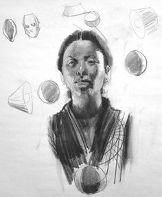 "Anatomy Studies Demo: ""Figure Studies"" - Page 2 Anatomy Study, Anatomy Drawing, Anatomy Reference, Art Reference, Woman Drawing, Life Drawing, Figure Drawing, Charcoal Portraits, Anatomy Poses"