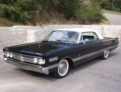 1966 Mercury Parklane Convertible Maintenance/restoration of old/vintage vehicles: the material for new cogs/casters/gears/pads could be cast polyamide which I (Cast polyamide) can produce. My contact: tatjana.alic@windowslive.com