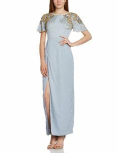 Virgos Lounge Women's Olivia Embellished Shoulder Maxi Dress, Ice Blue, Size 10 Virgos Lounge,http://www.amazon.co.uk/dp/B00ISLQETY/ref=cm_sw_r_pi_dp_W0Qytb06MAKYZMZJ more colours.....