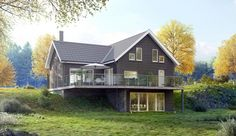 scandinavian home exterior   Scandinavian Homes Exterior Of a scandinavian house