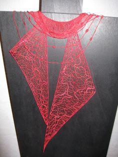 Kunzfrau-Kreativ: Kongressbesuch Lace Heart, Lace Jewelry, Bobbin Lace, Lace Detail, Tops, Women, Inspiration, Fashion, Bobbin Lacemaking
