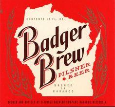 Badger Brew, Baraboo Wisconsin