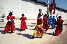 Changdeokgung & Gyeongbokgung Palaces in Seoul, South Korea
