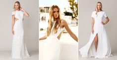Searching for an alternative to the big white dress? From jumpsuits to two-pieces, more and more brides-to-be are getting creative with their big days and an increasing number of designers are catering for the non-conformists.