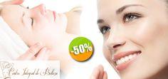 Centro Integral de Belleza - $275 en lugar de $550 por 1 Facial de Limpieza Profunda + Terapia Antienvejecimiento con Ozonoterapia y Iones + 1 Diseño de Ceja y Depilación de Bozo Click http://cupocity.com