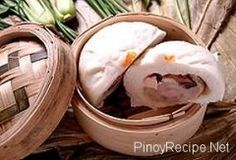 Siopao is a pocket of goodness!