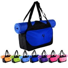 Multi-functional Clothes Yoga Backpack